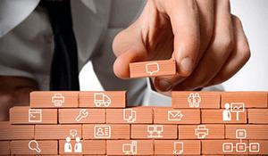 Бизнес-процессы: новый взгляд на привычные вещи - БП как кирпичики в компании