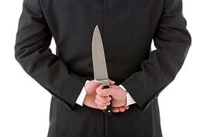 Ищем «идеального сотрудника» - нож за спиной